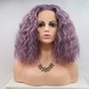 Wholesale No Moq Large Stock Synthetic Hair Synthetic Lace Wig