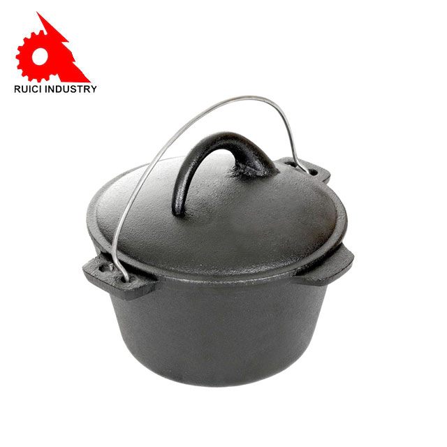 China supplier quality dutch oven cast iron cookware