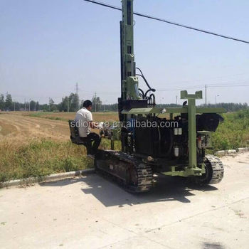 MZ130Y-2 hydraulic driven pile drilling machine