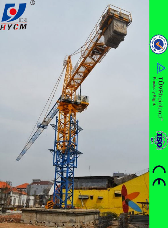 Cheaper New TC6012 Topkit Tower Crane