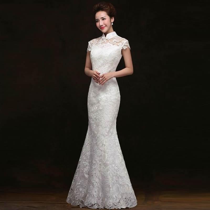 Qipao Wedding Gown: Popular Qipao Wedding Dress-Buy Cheap Qipao Wedding Dress