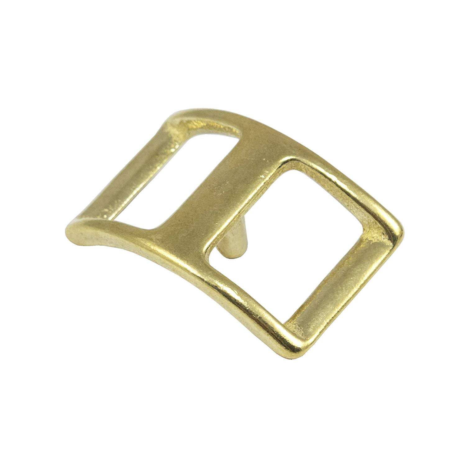 "Springfield Leather Company 3/4"" Solid Brass Conway Buckle"
