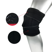 Nylon custom knit knee sleeves pads for protect knee