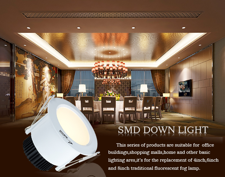 Leimove energy-saving dimmable led downlights surface mounted for wholesale-2