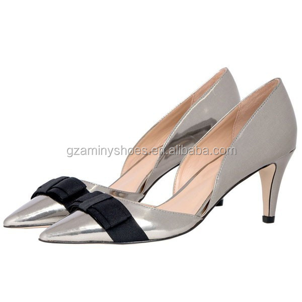 ladies Latest office pump shoes 2015 ZnwHpaW