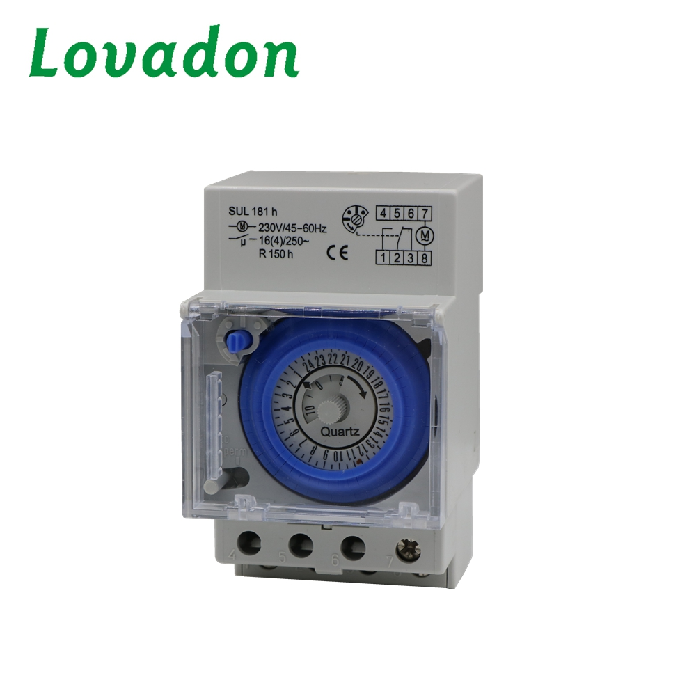 Interrupter Timer Wholesale Suppliers Alibaba 24 Hour Circuit