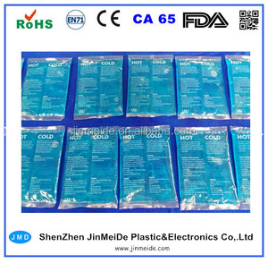 Food Grade Hot Cold Gel Pack / Custom Ice Cold Pack / PE Ice Pack