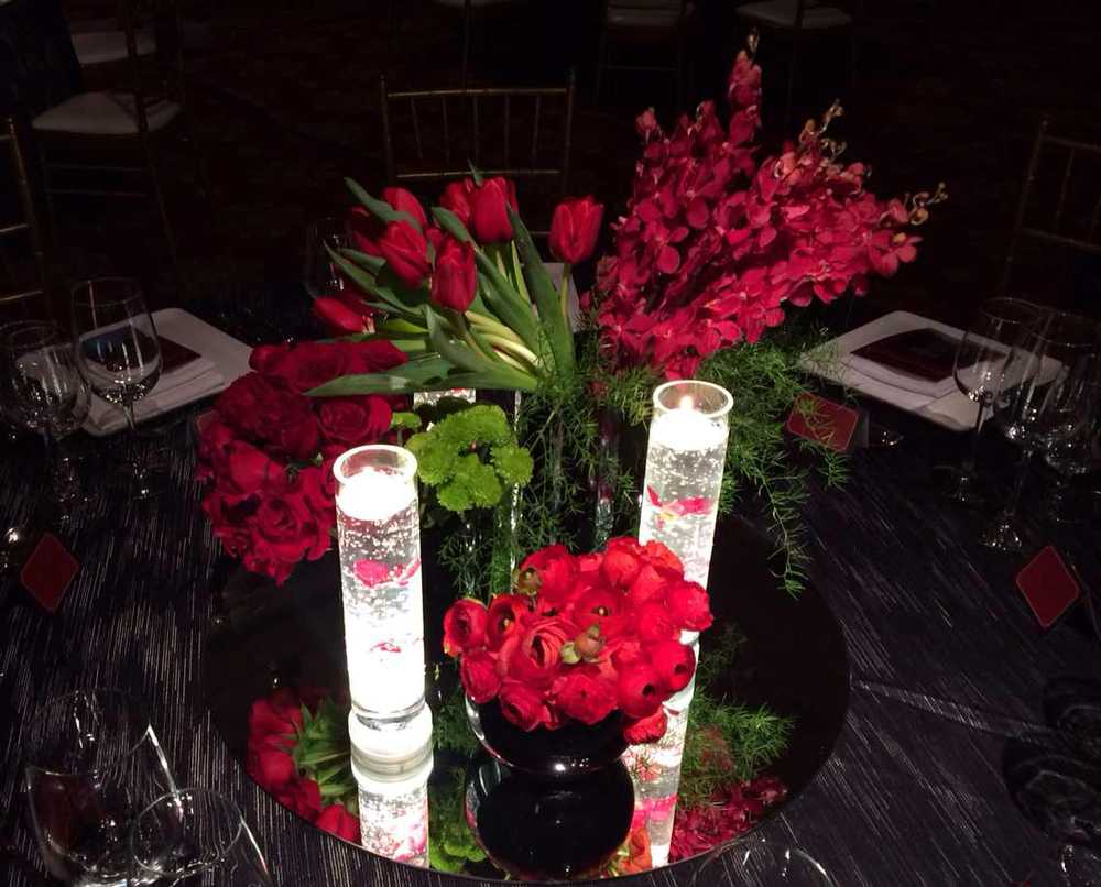 Rechargeable Party Centerpiece Lighting