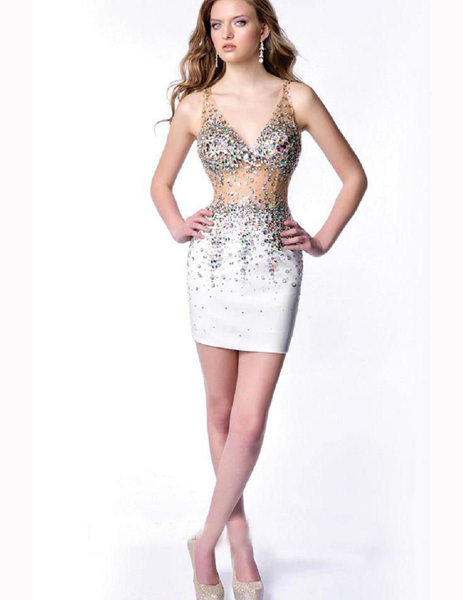 d7e6b1f989cc Short Prom Dresses Tight