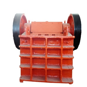 Pe series small diesel engine portable stone crushers jaw crusher for sale