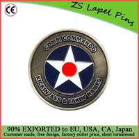 Free digital proof design custom quality Incorporate any Logo or Style into Your Challenge Coins Design