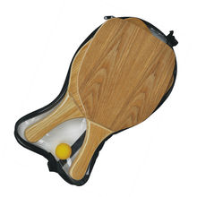 Compensato cinese deluxe <span class=keywords><strong>paddle</strong></span> beach tennis <span class=keywords><strong>racchetta</strong></span> vendita(ad 1 pvc ball+2paddle rackets+zipper borsa)
