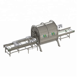 Vegetable Fruits Cleaning Drying Processing Machinery/ vegetable and fruit dryer/ vegetable dryer machine