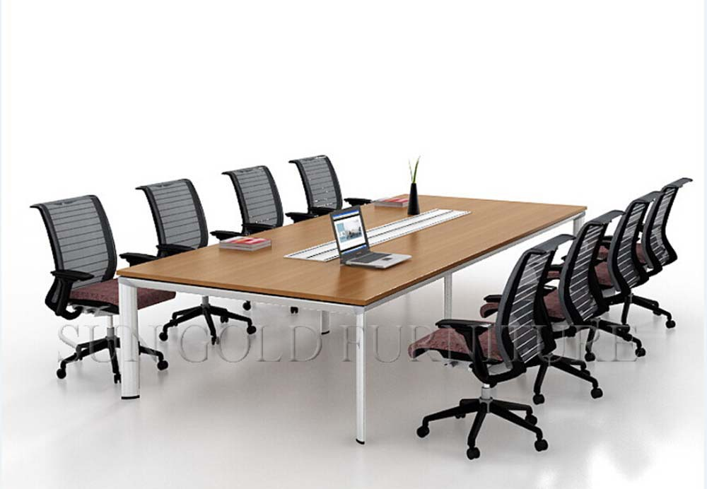 Office Furniture Modern Wooden Conference Meeting Table