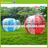 1.5m pvc inflatable bumper ball rent soccer bubble suit human bumper ball rent