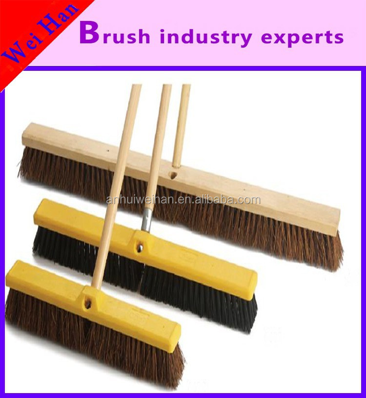 wooden roof cleaning brush/roof dust cleaning brush