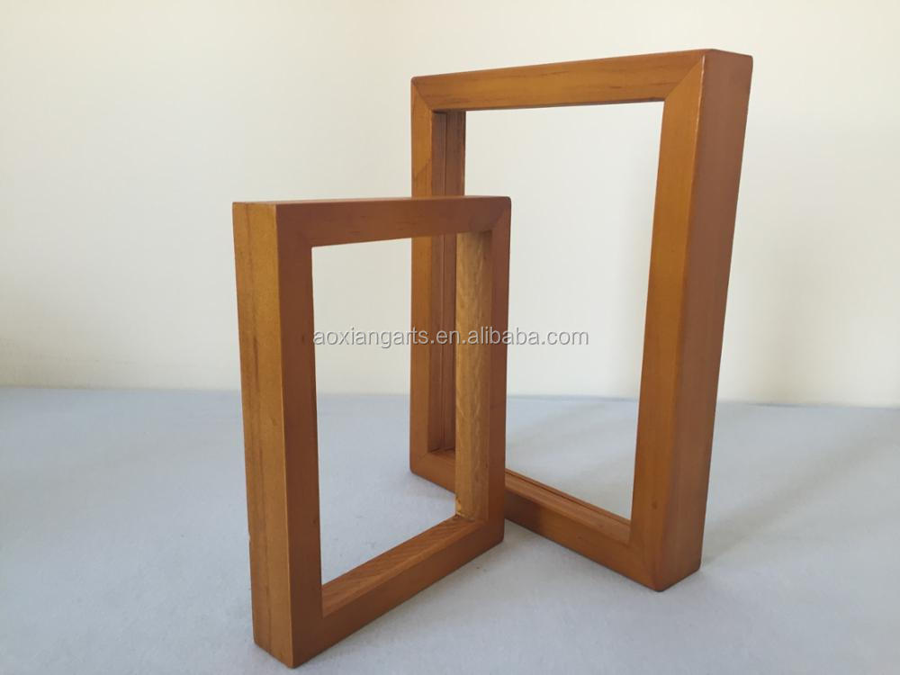 The Timber Cheap Chinese Supplier Handmade Border Wood Picture Frame