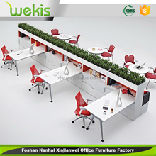 Foshan furniture height adjustable sit stand office conference electric table and workstation