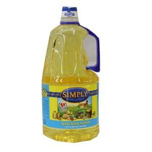 Simply Soybean Oil 2l