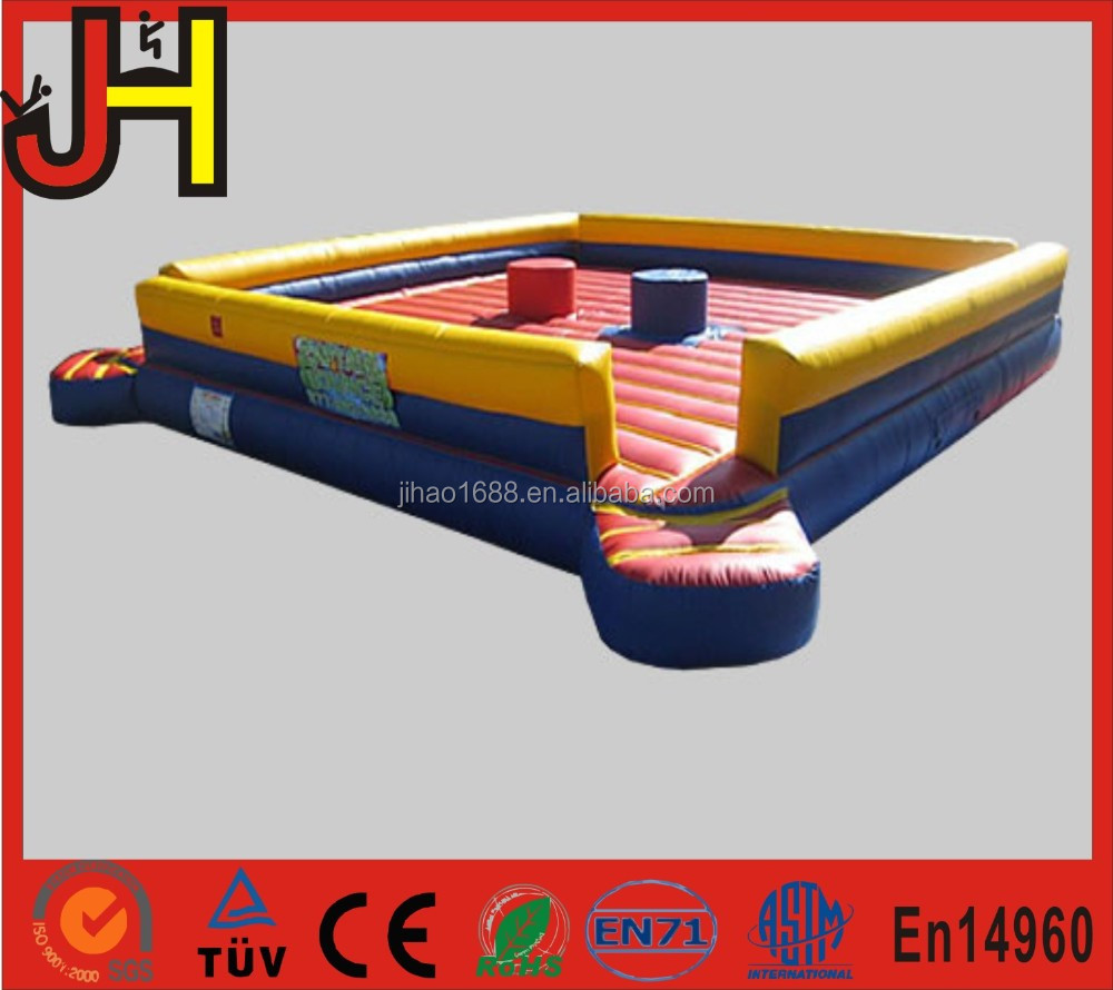Popular American Interactive Game Gladiator Joust Inflatable