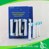 Factory Wholesale Oral Brush Head Electric Toothbrush Heads Compatible Oral B toothbrush With Best Quality