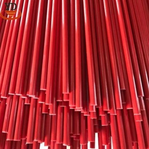 Fibreglass drive shaft,High Strength Flexible Durable Pultruded Professional Manufacturer Fiberglass drive shaft