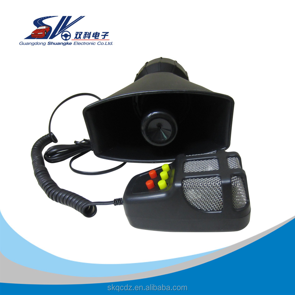60W DC12V horn power for motorcycle