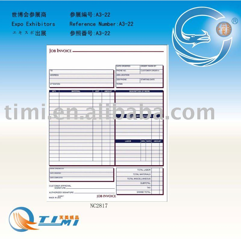 Keeping Track Of Invoices Excel Invoice Notebook Invoice Notebook Suppliers And Manufacturers At  Free Printable Invoices Templates with Travel Receipts Invoice Notebook Invoice Notebook Suppliers And Manufacturers At  Alibabacom Invoice Website Pdf