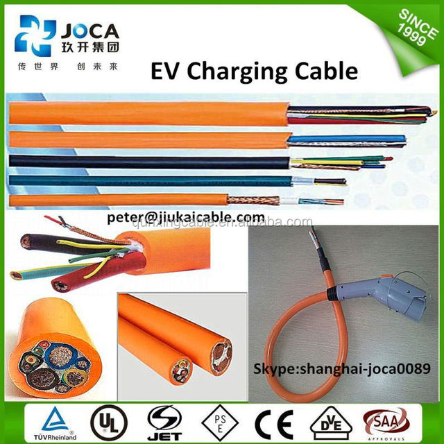 Enterprise standard source quality enterprise standard from global high quality enterprise standard ev cables for electric vehicle power charging and transmitting sciox Images