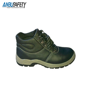 Middle cut anti-puncture safety shoes manufacturer