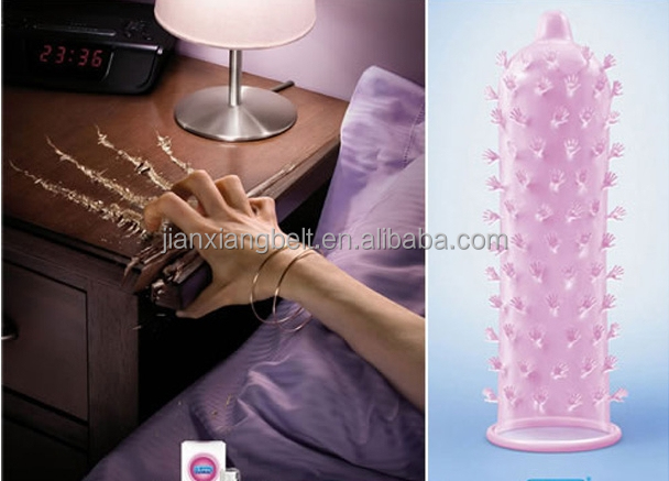 manufactory produce latex condom pants for life