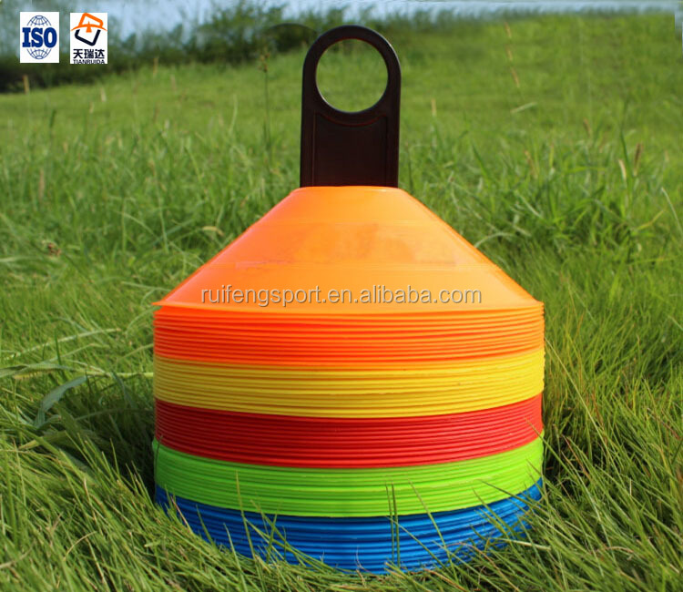 Voetbal Sporten plastic disc Agility speed Training marker Kegels