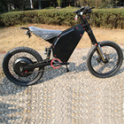 High quality ebike 2 wheel 72v 10000w electric bicycle