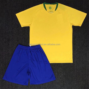 2018 Russia World Cup brazil soccer jerseys wholesale customized acceptable 9a5a339d6