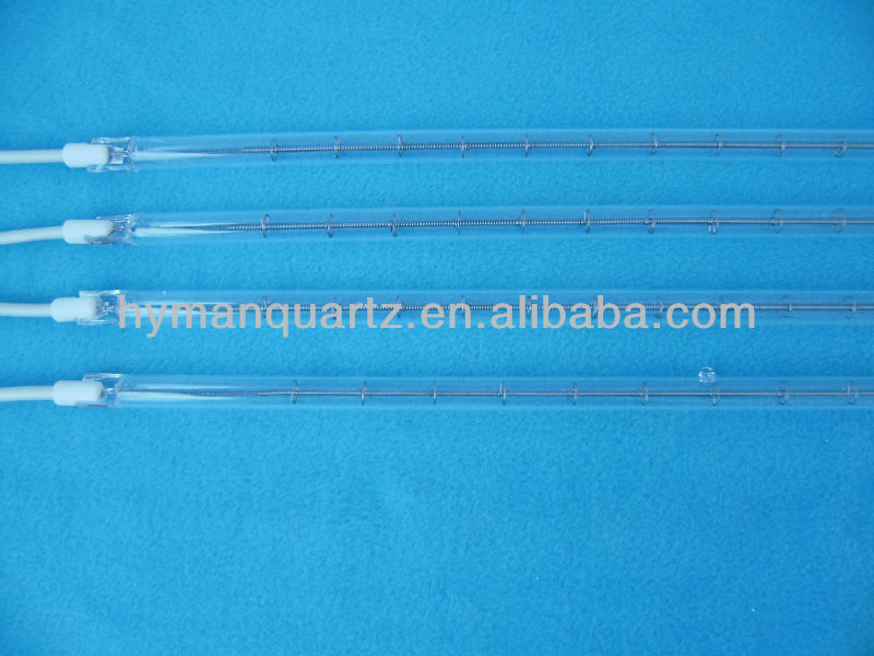 Carbon fiber infrared quartz heating element for curing dehydration,Carbon fiber heater