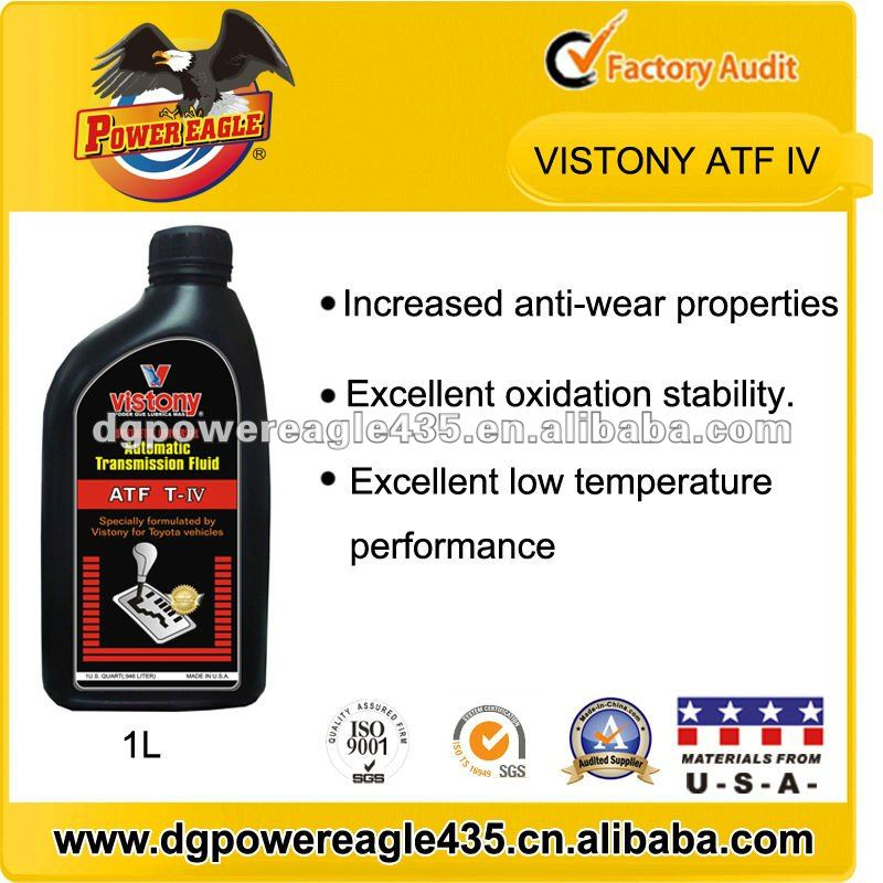 Synthetic ATF Automatic transmission fluid T-IV