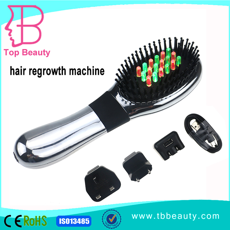 High qualtiy Comb Massage Regrow for Stop Hair Loss Cure Therapy Growth kits