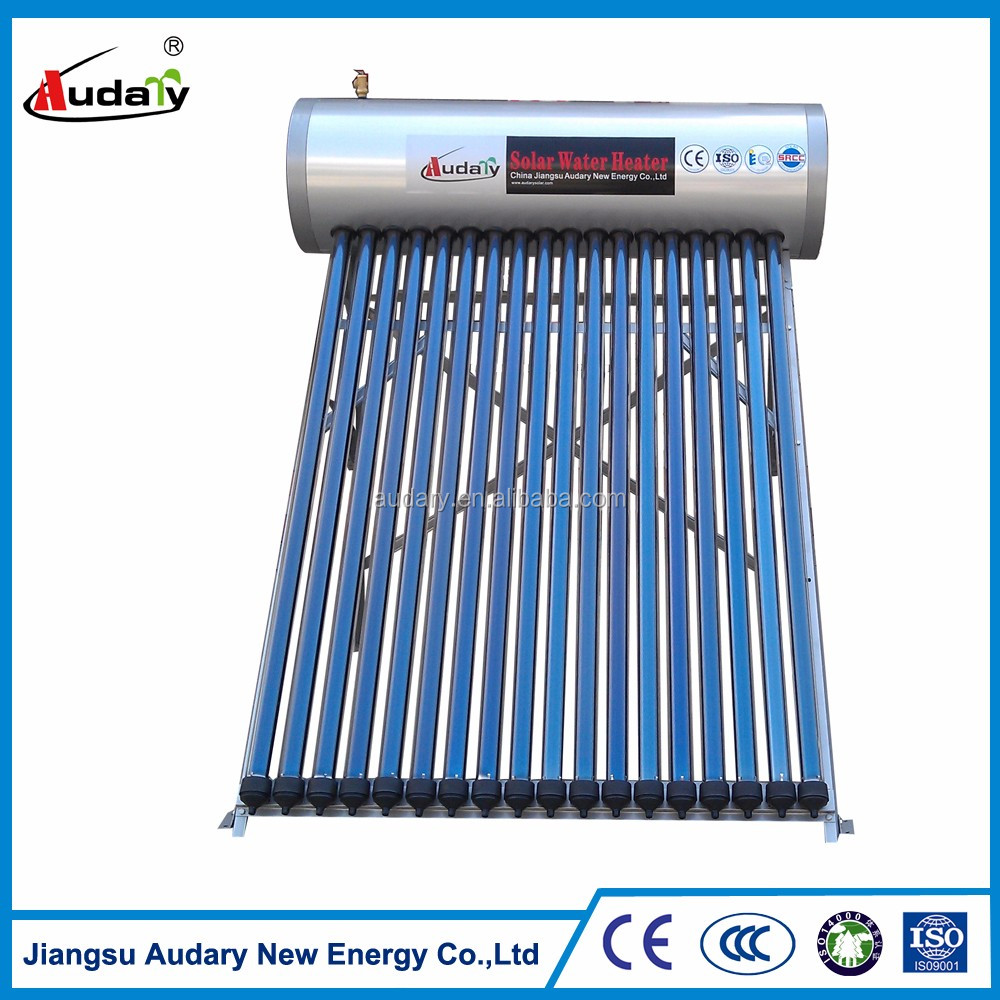Audary Compact Pressurized Solar Water Heater - Buy Siphon Tube ...