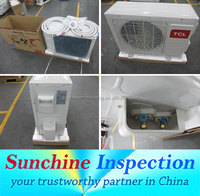 Air Conditioner Quality Inspection in Foshan / Zhongshan / Shenzhen / Guangzhou / Third Party Inspection / Quality Assurance