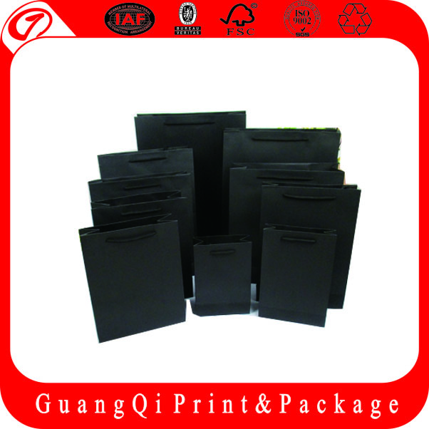 2017 Custom Printed paper garbage bag make in Guangzhou