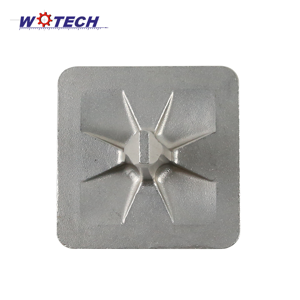 OEM loss wax investment/precision casting stainless steel road stud
