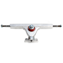 blue longboard trucks 180mm deck longboard laser cutting trucks