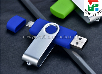 Custom Logo Twister Dual-use Otg Mobile Phone Usb Flash Drive,Swivel Mobile  Usb Disk - Buy Mobile Phone Usb Flash Drive,Twister Otg Flash Drive,Swivel