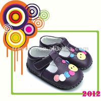 leather baby shoes PB-1067PU