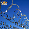 Hot sale high security sharp concertina razor barbed wire