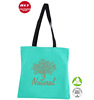 Wholesale Shopping 2 Tones Color Dyed Cotton Canvas Tote Goodies Bag