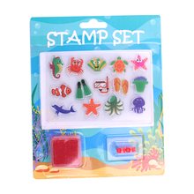 INTERWELL CMY112 Variety of Lovely Shaped Stamp, Chinese Stamp Set