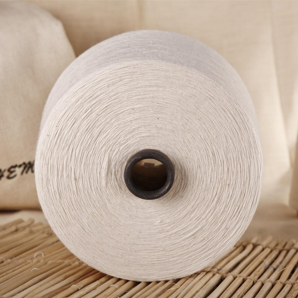 GOTS certified Ring Spun 40Ne Organic Cotton Yarn