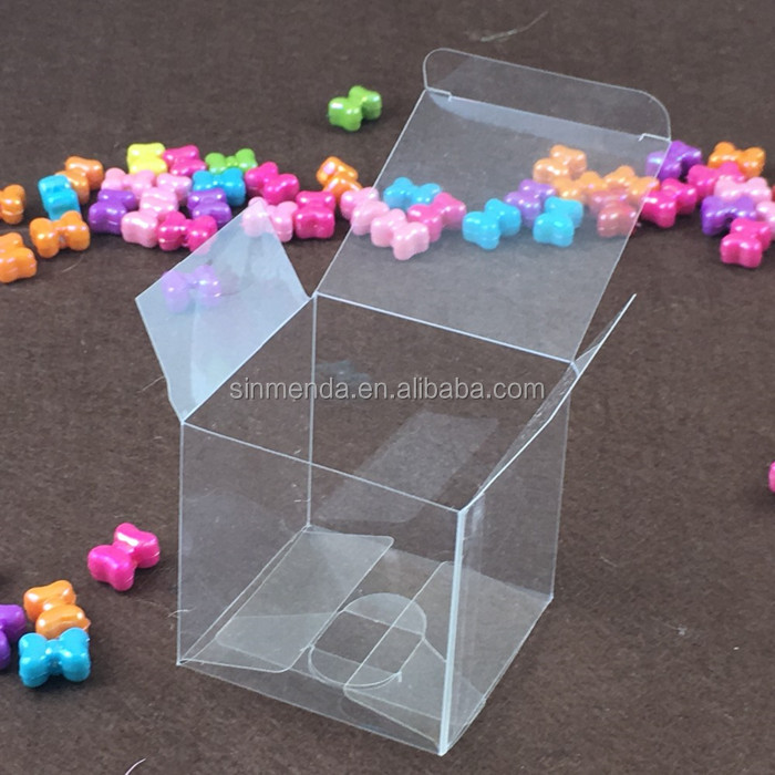 Wholesale Clear Plastic Wax Melts Clamshell Packaging Blister Tray Wax Melts Holder