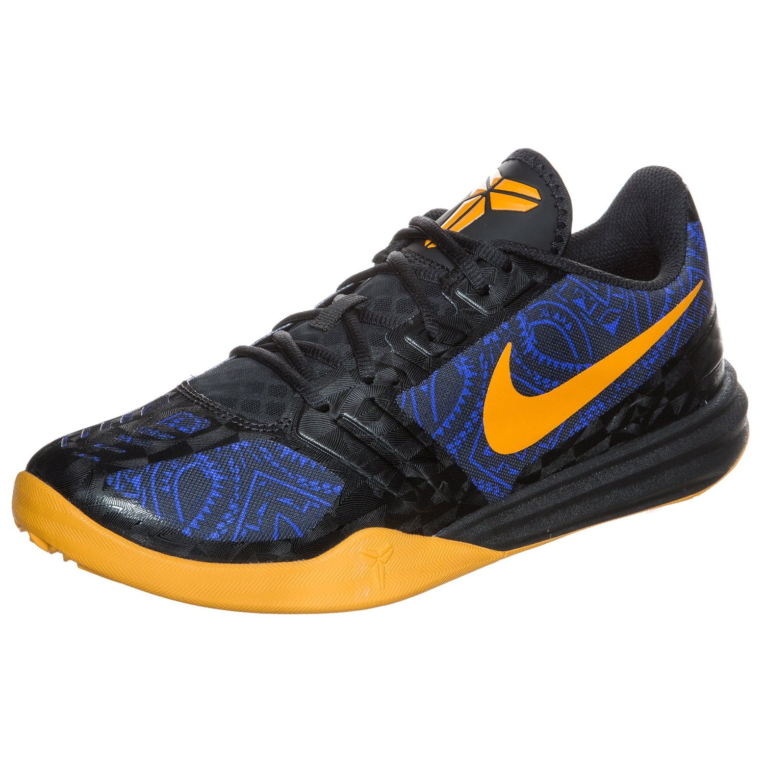 huge discount 5c924 41b0d Get Quotations · Nike Mens Kobe Mentality Basketball Shoes